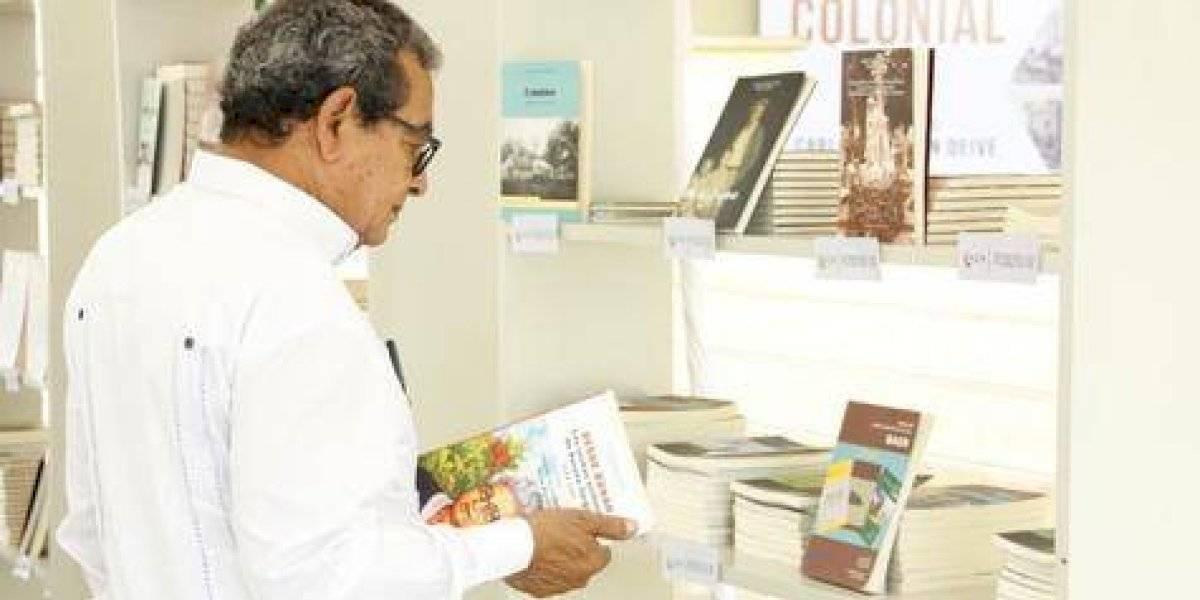 """AGN realizó sexta """"Feria del Libro de Historia Dominicana"""""""