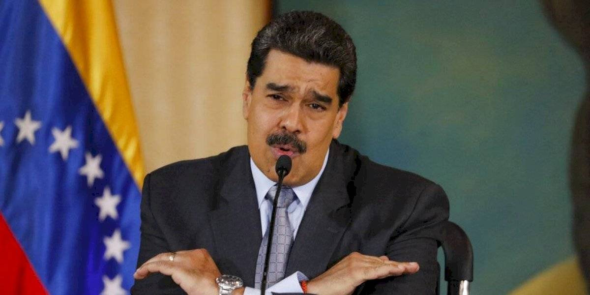 Maduro asegura que en Chile comenzó un proceso popular constituyente