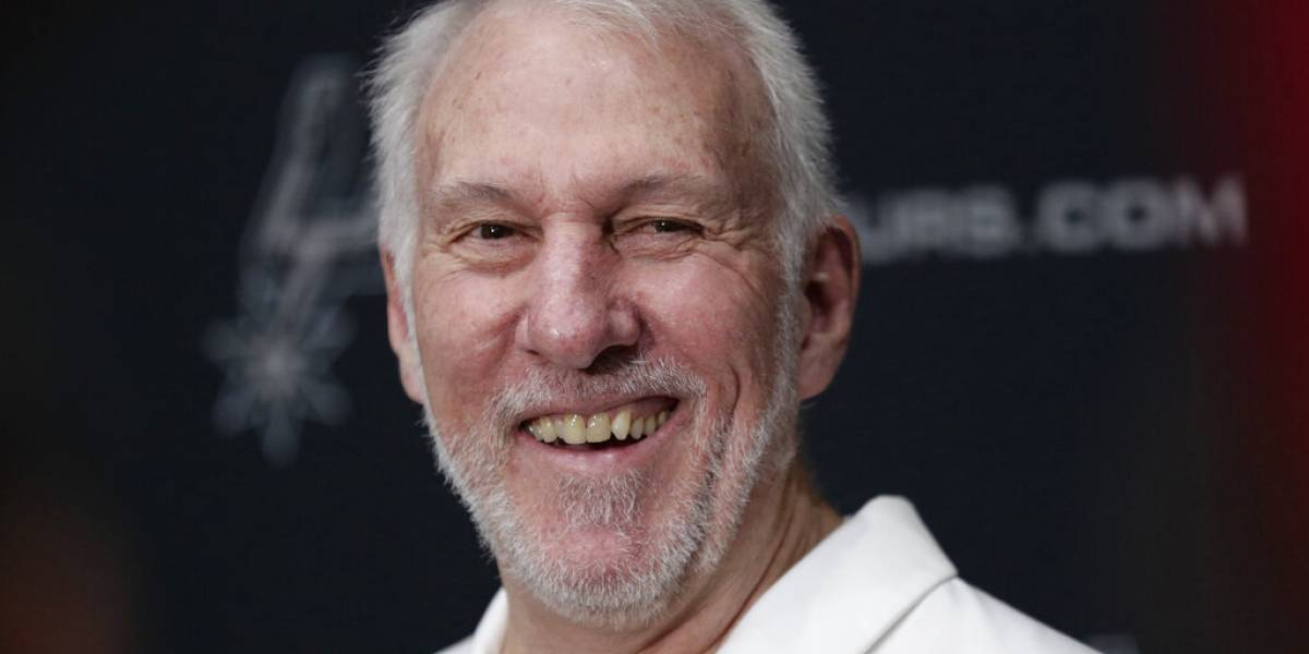 Popovich aplaude respuesta de la NBA ante controversia con China