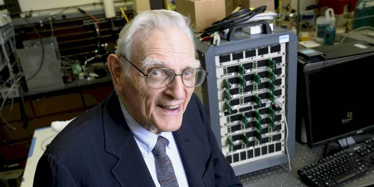 A los 97 años, John Goodenough se convierte en el Nobel más longevo