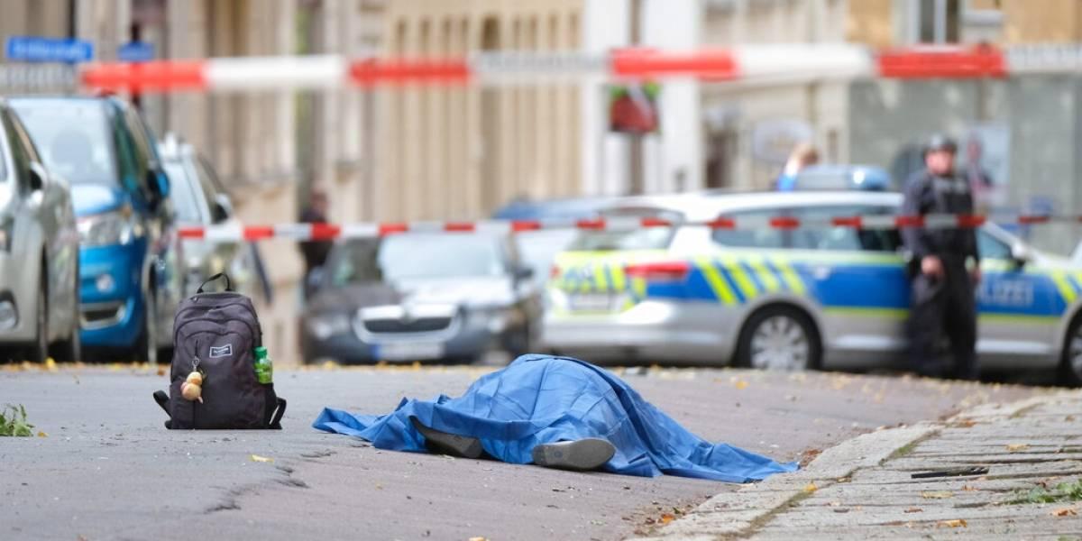 Reportan que tiroteo en Alemania es un ataque antisemita