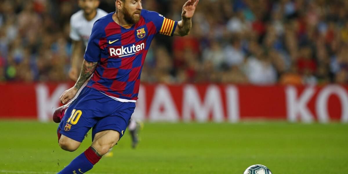 Messi pensó irse de Barcelona por situación de impuestos