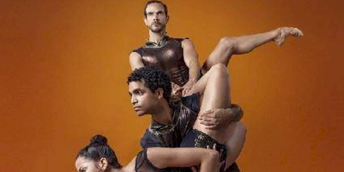"""""""A tiempo de tres"""", del jueves 24 al sábado 26 de octubre a beneficio de la danza nacional"""