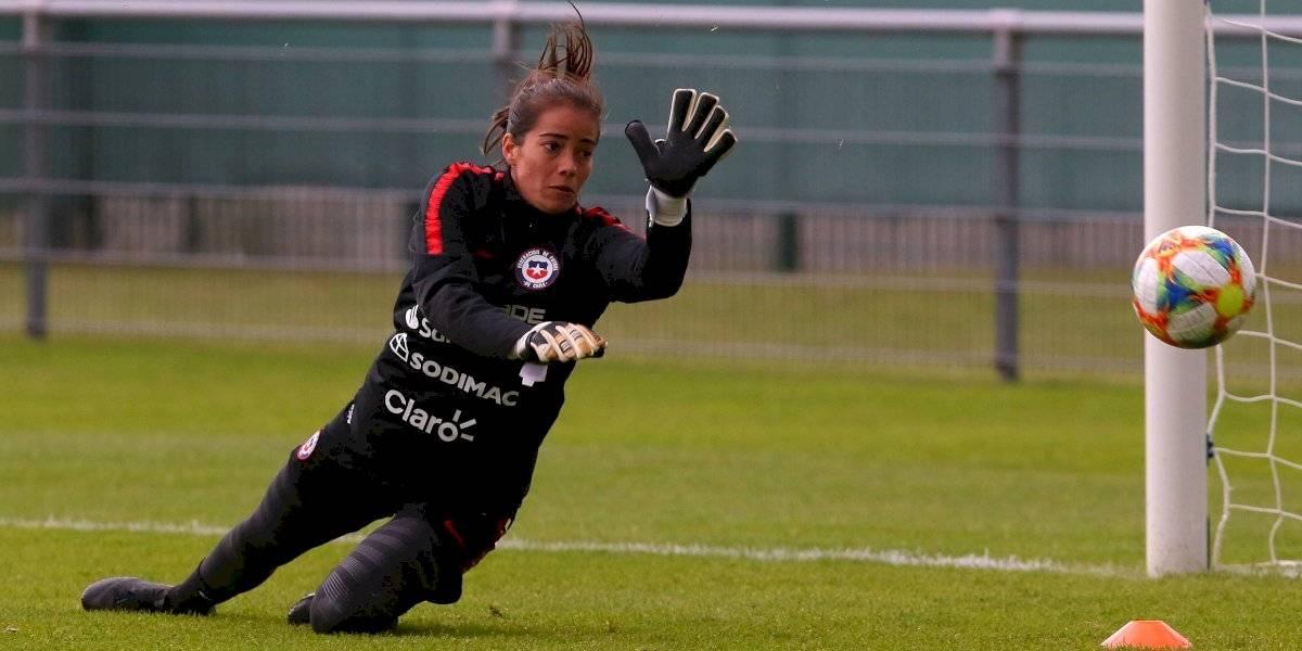 La mundialista Ryann Torrero reforzará el arco de Santiago Morning para la Copa Libertadores femenina
