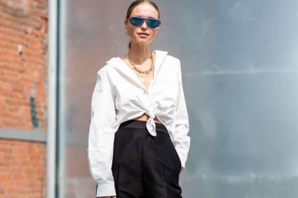 completo en especificaciones hermoso estilo producto caliente Qué me pongo hoy: cómo vestir una blusa blanca   Nueva Mujer