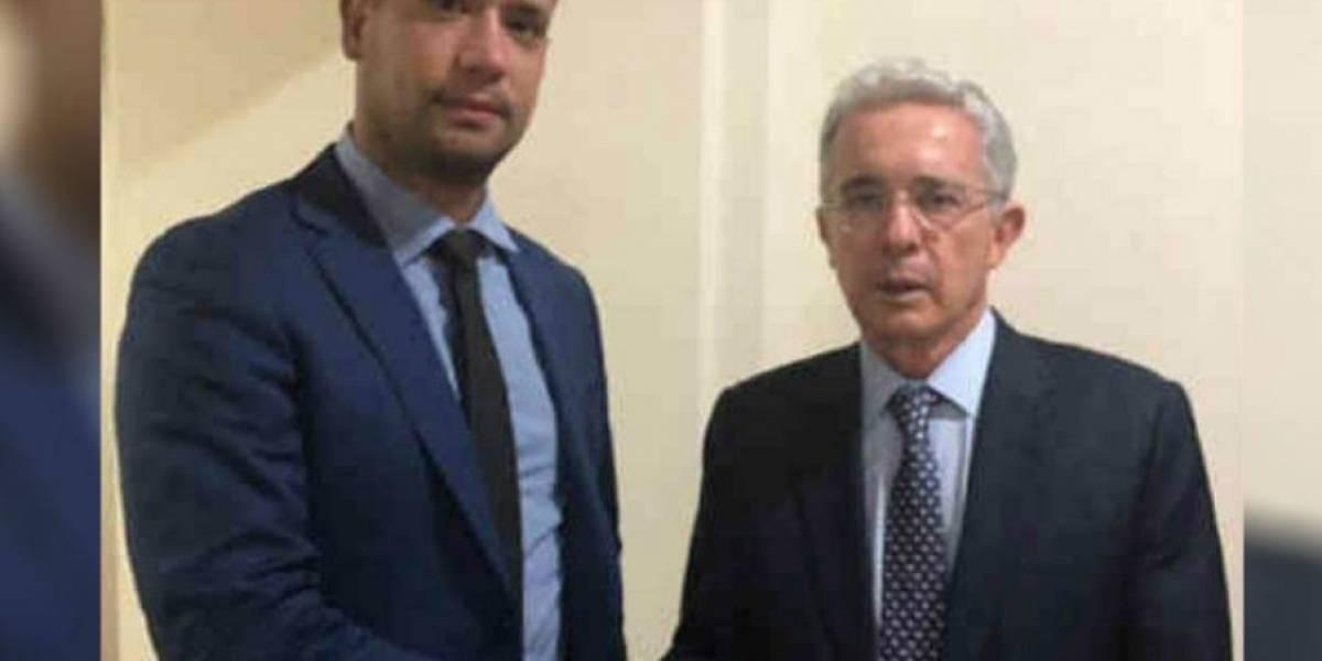 Diego Cadena huyó del país después de las declaraciones de Uribe