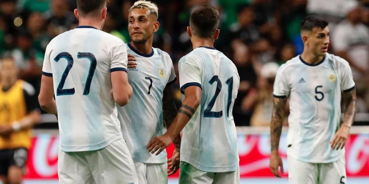 ¡Scaloni se la jugó! Confirmada la titular de Argentina para el partidazo contra Alemania