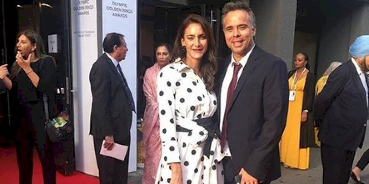 Fernando González se convertirá en papá por primera vez junto a Luciana Aymar