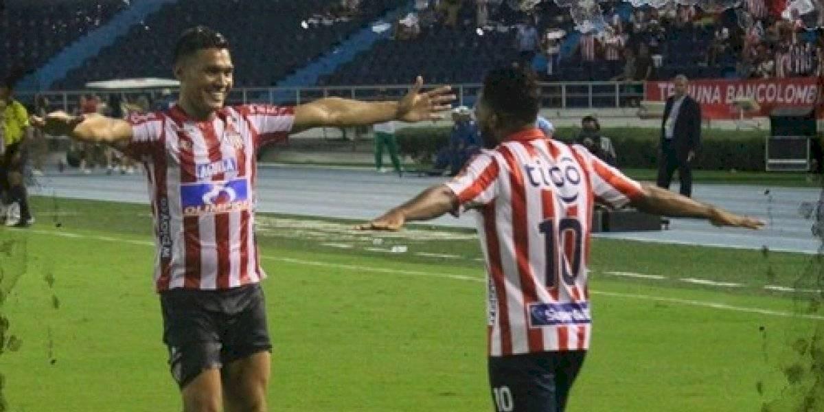 Video de los goles de Junior vs. Deportivo Cali ((Liga Águila, Fecha 16))