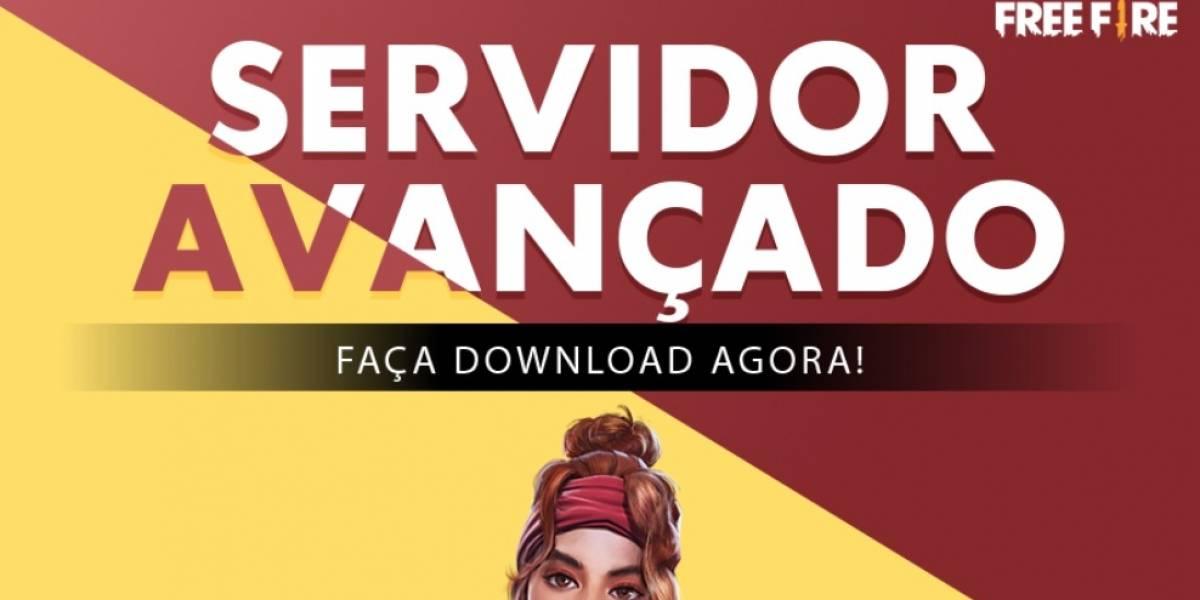 Garena Free Fire: Apk do Servidor Avançado já está disponível para os jogadores