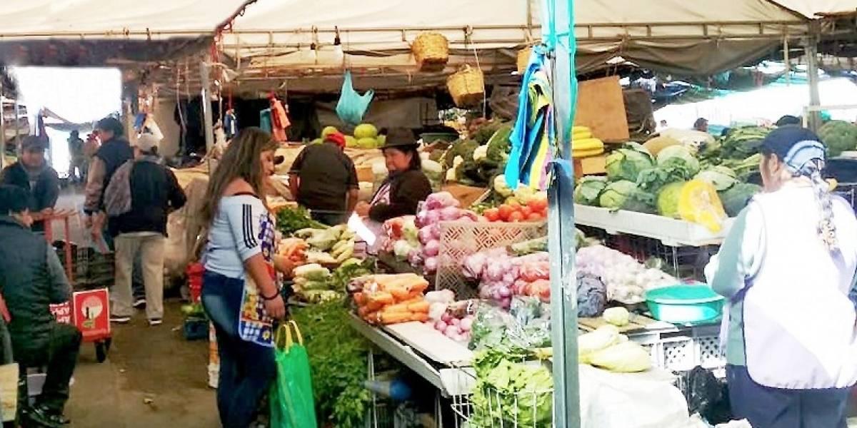 Paro nacional: ¿Cuáles mercados de Quito están atendiendo al público?