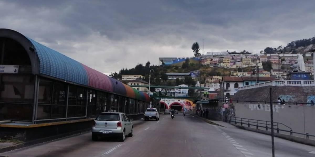 Paro nacional: Estado de las vías en Quito la tarde de este 09 de Octubre