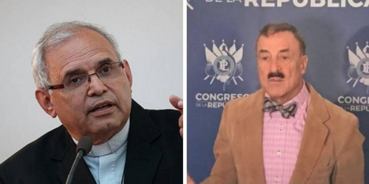 Diputado Linares Beltranena solicita quitar a Álvaro Ramazzini como Cardenal de Guatemala