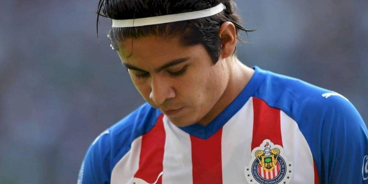 """Roban visa a """"Chofis"""" y marca doblete con la Sub-20 de Chivas"""