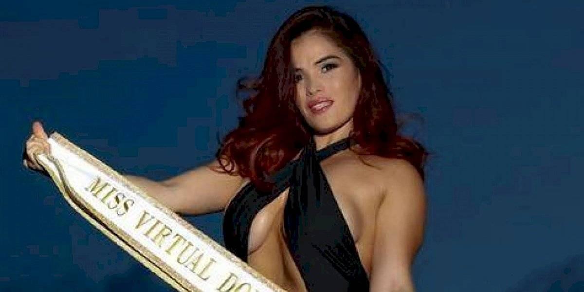"""Cristina Echeverrí en busca del título """"Miss World Virtual 2019"""""""