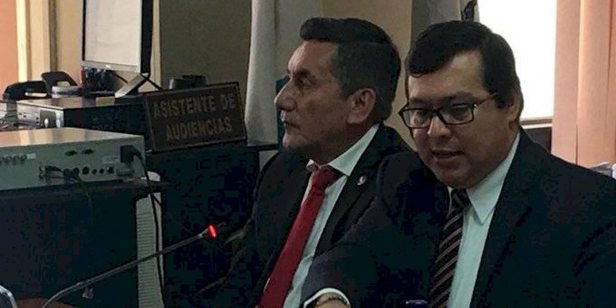 Juez resolverá si diputado Villate enfrentará proceso penal