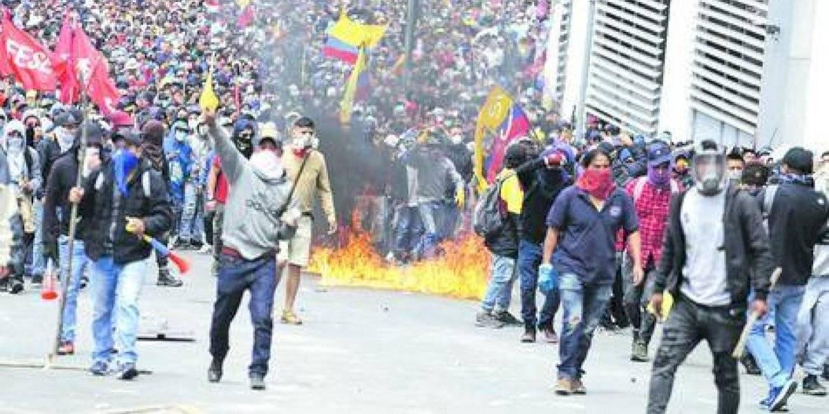 ¿Por qué el presidente de Ecuador eligió ir con su gabinete a Guayaquil?