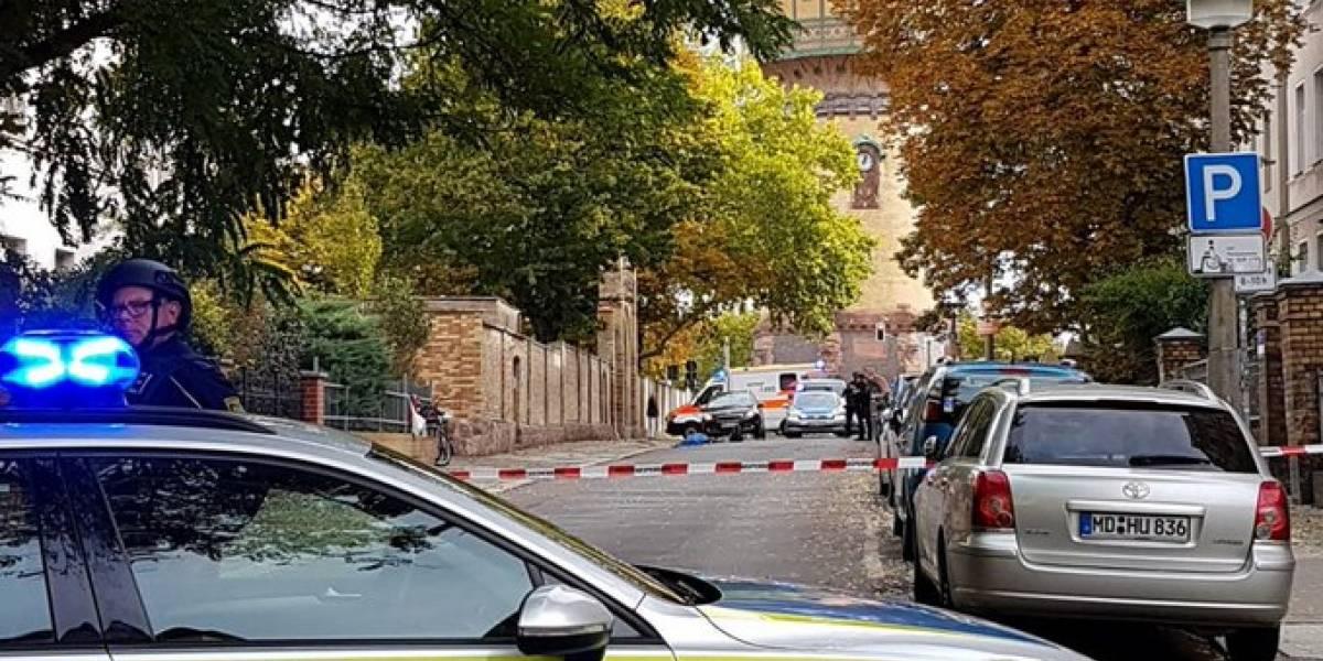 Tiroteios deixam dois mortos em sinagoga e loja de kebab na Alemanha