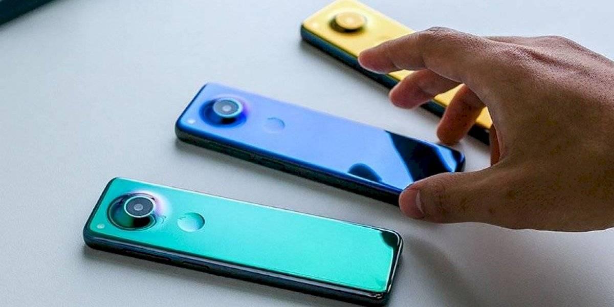 Este es Project Gem, el extraño y alargado celular del creador de Android y Essential