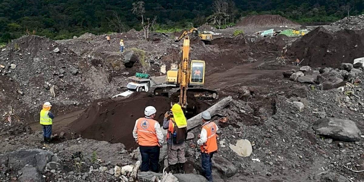Ocho cuerpos han sido localizados durante excavaciones en San Miguel Los lotes