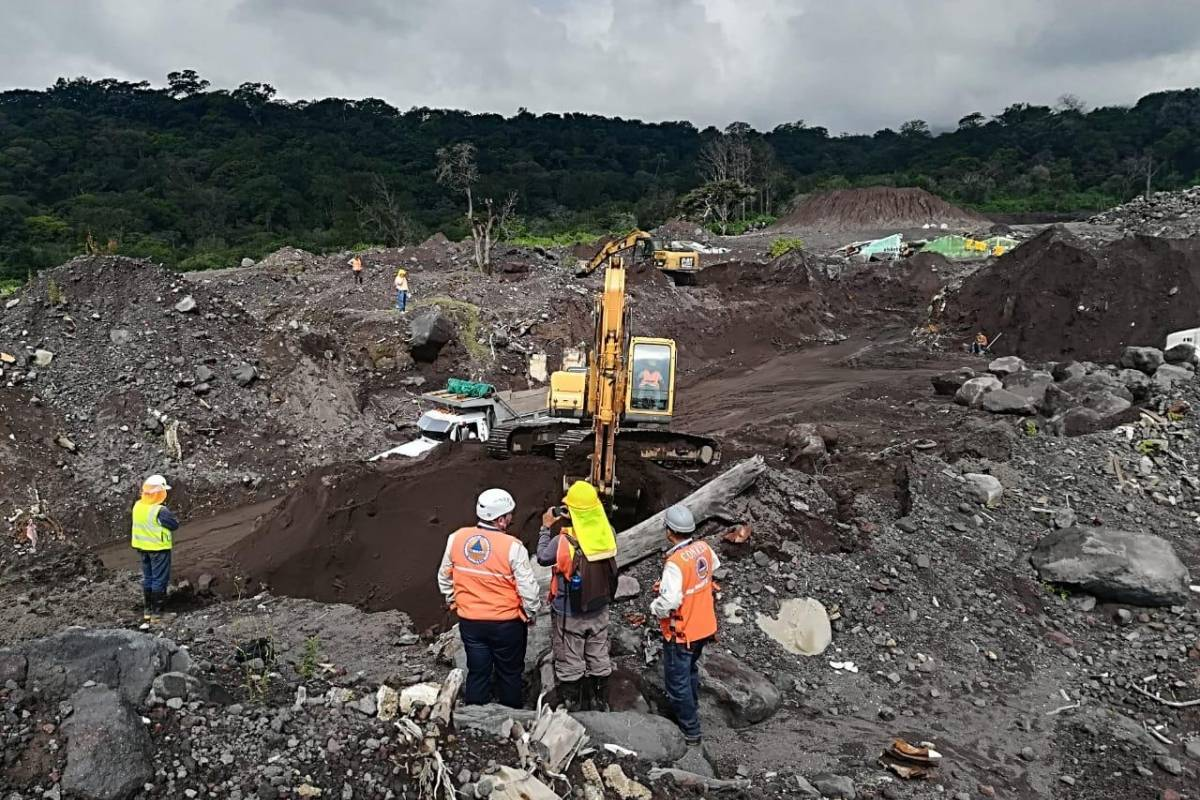 Ocho cuerpos han sido localizados en San Miguel Los lotes - Publinews Guatemala