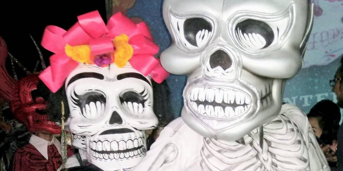 Desfile de día de muertos en CDMX dejará derrama económica por mil 900 mdp