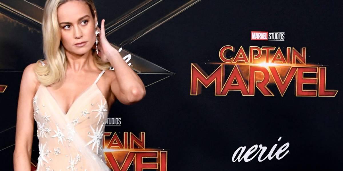 Brie Larson reveló que ella y otras actrices le han pedido a Marvel hacer una película protagonizada por mujeres