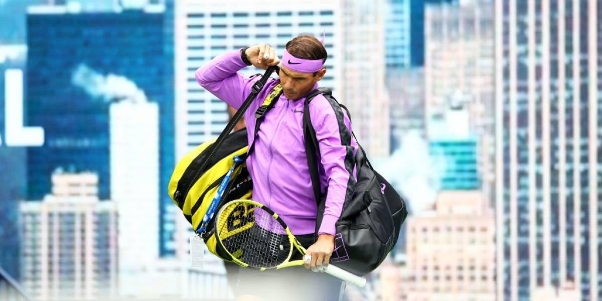 ¿Llegó el adiós? Rafael Nadal no se proyecta y ve cerca su retiro del tenis