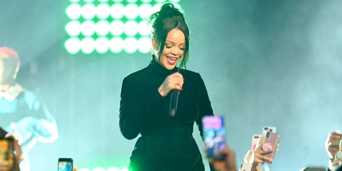 Rihanna revela la razón por la que rechazó estar en el Super Bowl