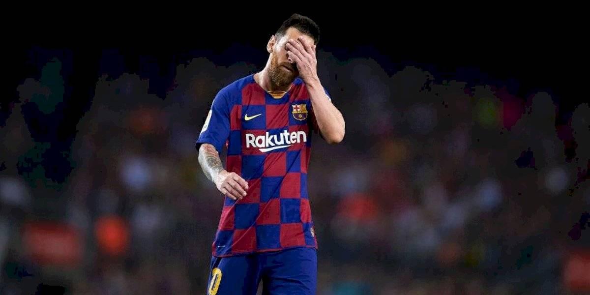 """Messi vuelve a confesarse y pone en alerta a Barcelona: """"Sinceramente pensé en largarme"""""""