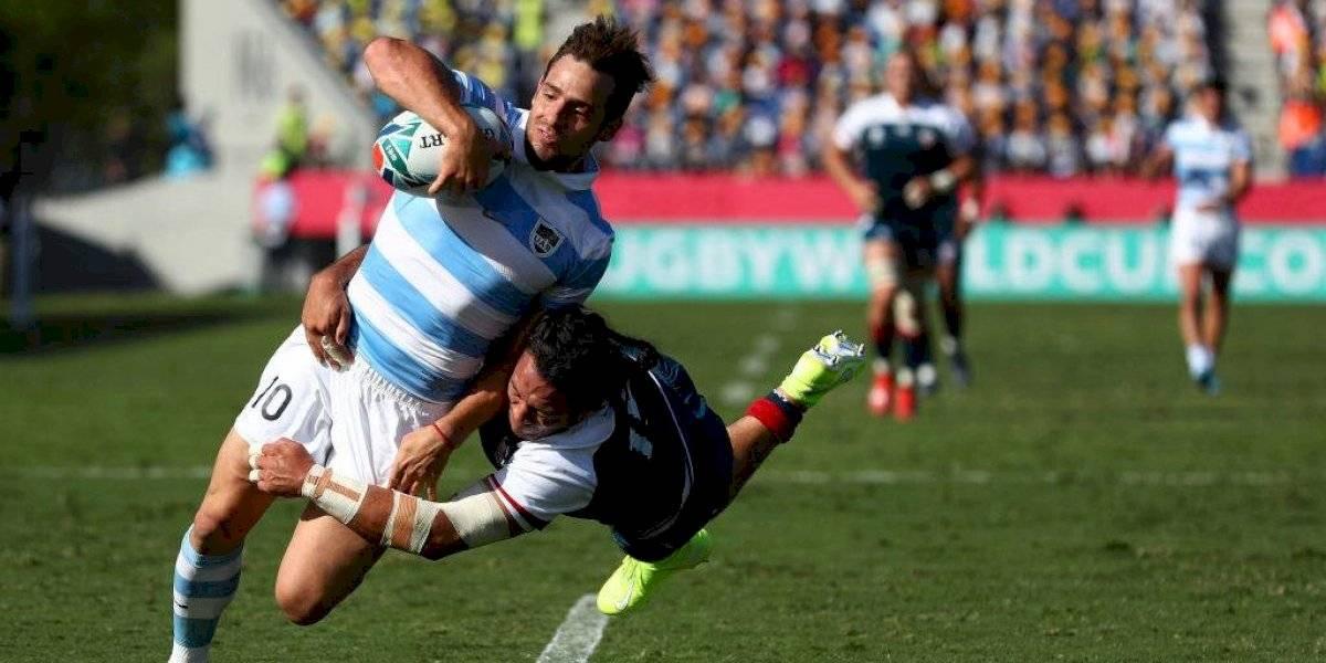 Mundial de Rugby: Los Pumas se despiden con victoria ante EE.UU y con la clasificación a Francia 2023