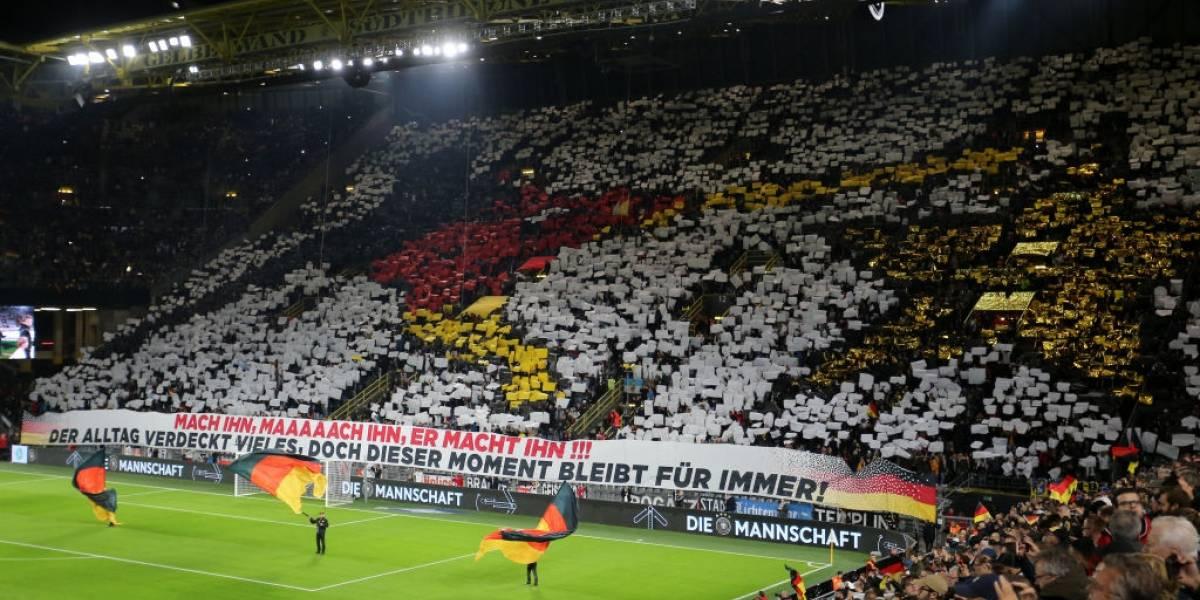 En tu cara: hinchas de Alemania recordaron el gol de Mario Götze a Argentina en la final de Brasil 2014