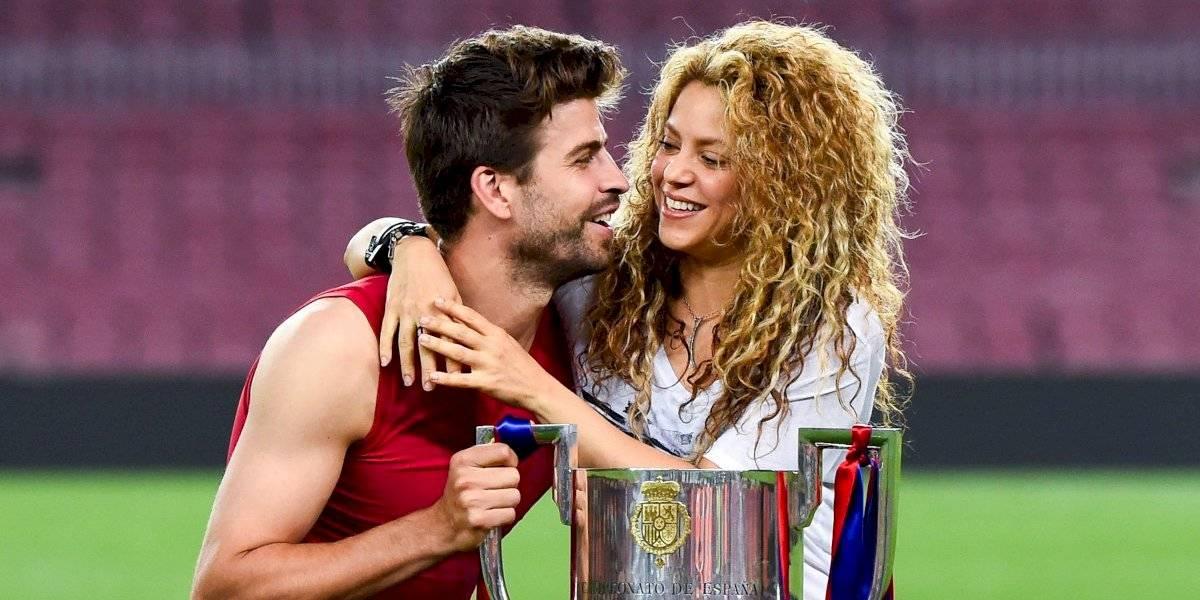 Gerard Piqué confiesa su canción favorita de Shakira