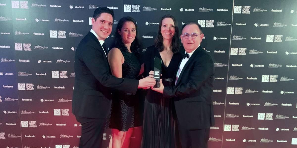 GP de México recibe premio Leaders Sports Awards 2019