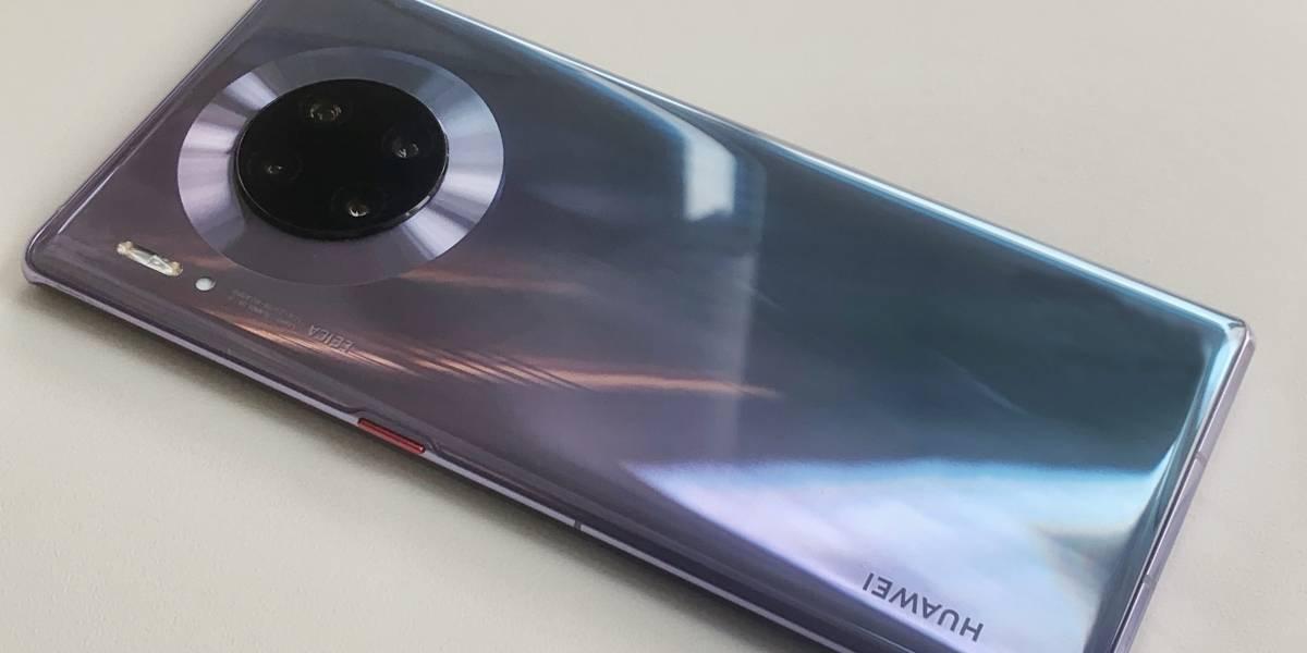 Feliz año nuevo: el Huawei Mate 30 Pro se va a lanzar oficialmente en Chile muy pronto