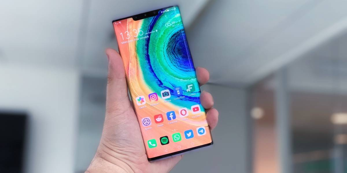 Gigante diezmado: Review del Huawei Mate 30 Pro [FW Labs]