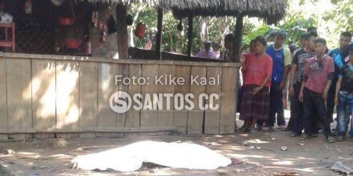 Hombre que padece trastornos mentales asesina a su familia en Quiché