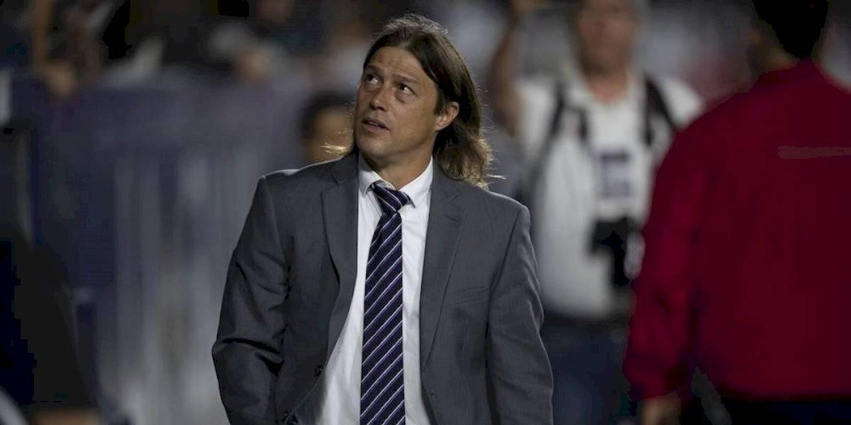Matías Almeyda no piensa en cambiar de club