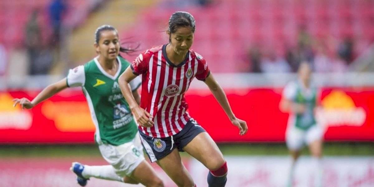 Miriam García vuelve a Chivas tras una larga rehabilitación