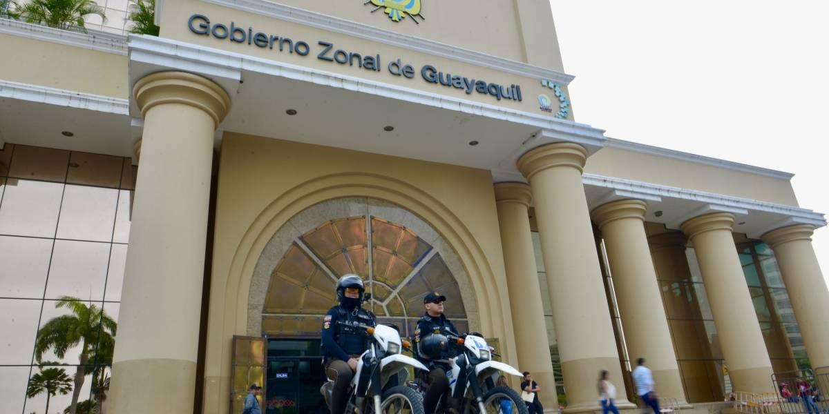Guayaquil: Sedes del Estado por las que no debe circular de 20:00 a 05:00