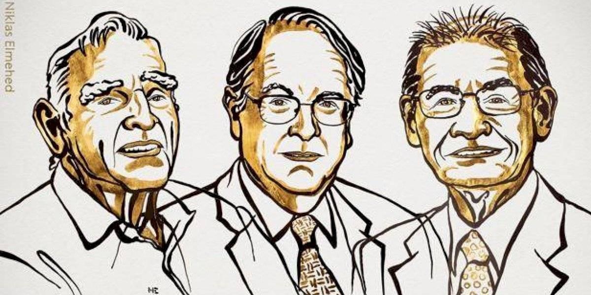 """Tres científicos ganan el Premio Nobel de Química para los desarrolladores de la batería de litio por hacer """"un mundo recargable"""""""