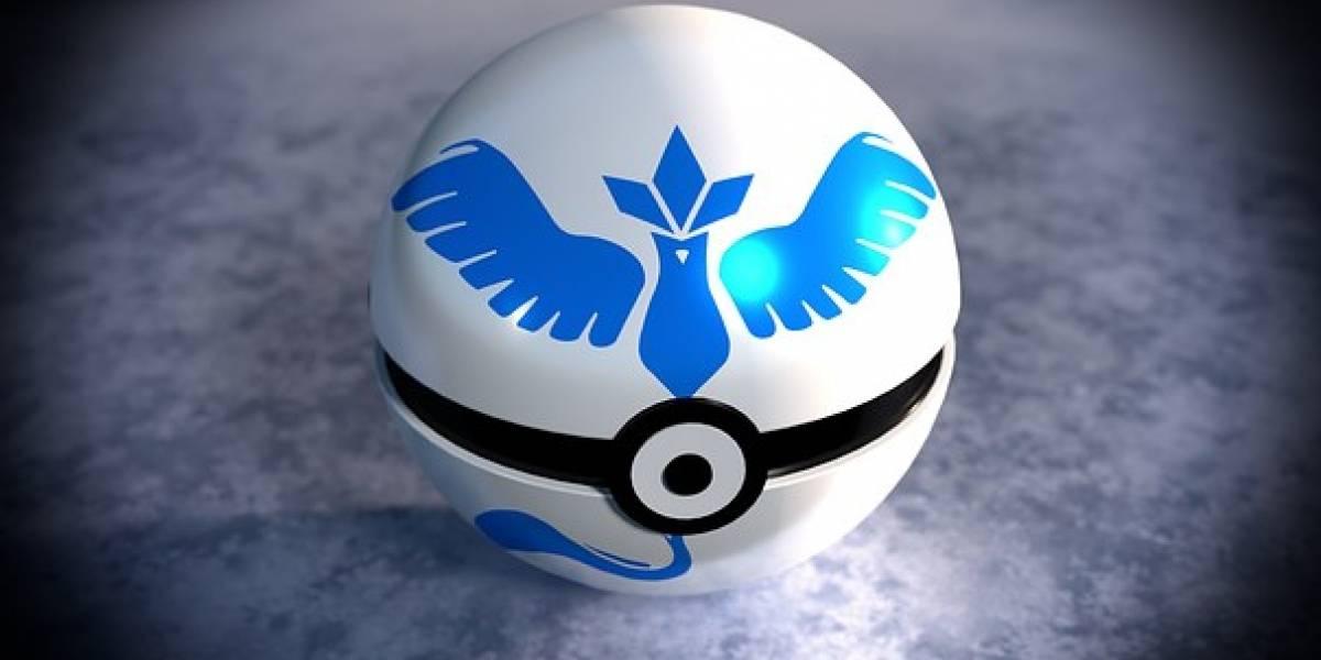 Los pokemones legendarios podrían asaltar a Pokémon Go
