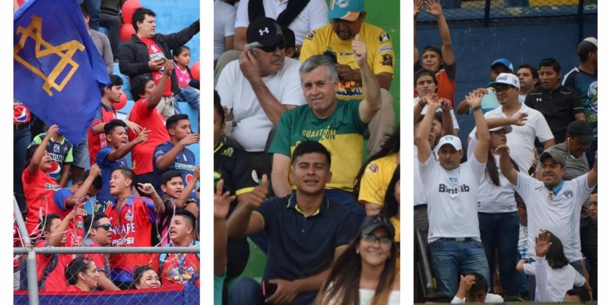 Liga Nacional: Está vigente prohibición de ingreso de porras visitantes a estadios