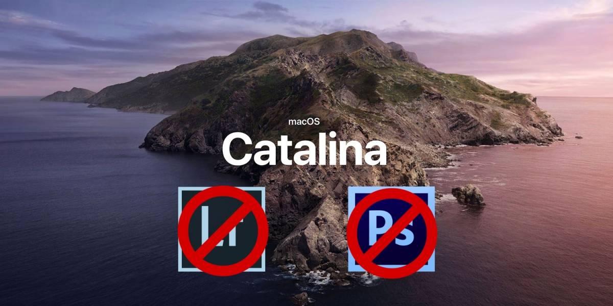 ¿Pretendes actualizar a MacOS Catalina? Adobe te aconseja que no lo hagas aún debido a problemas de compatibilidad