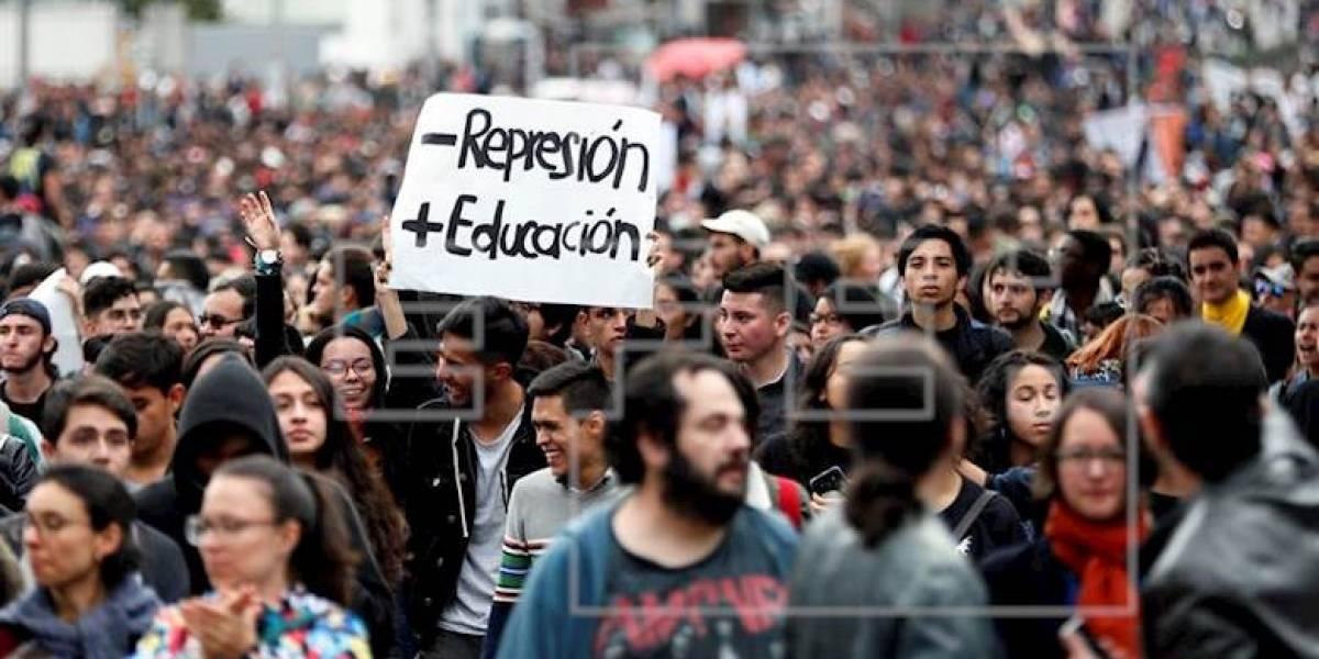 ¡Prepárese! En noche de Halloween los estudiantes se tomarán las calles para protestar