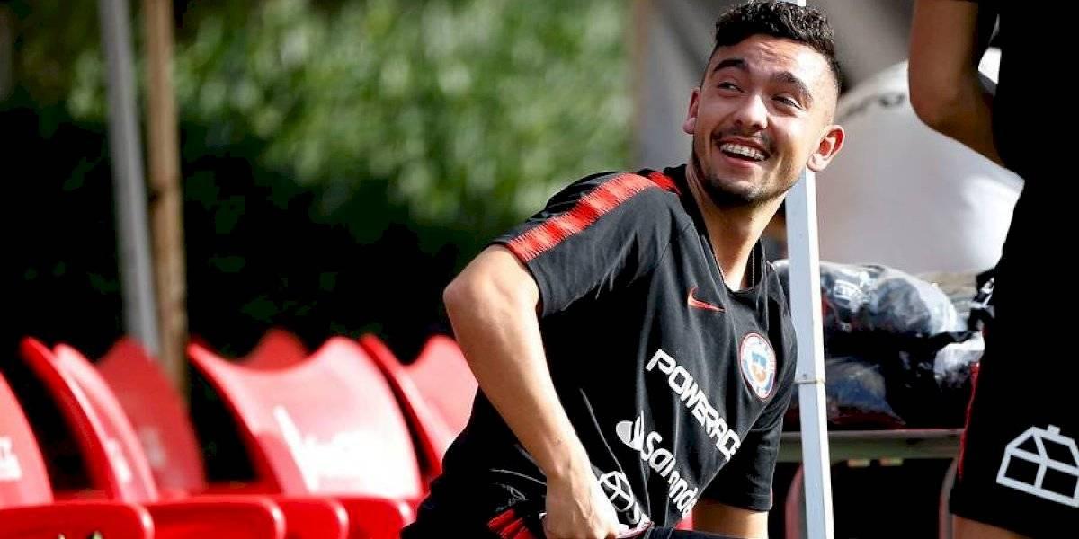 En la Roja explican el motivo que le impide a Niklas Castro jugar por Chile