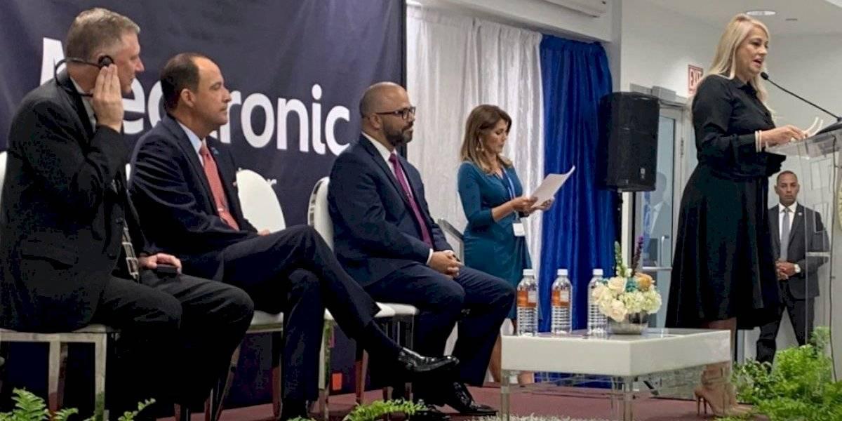 Gobernadora dice allanamiento a medios universitarios no viola la libertad de prensa