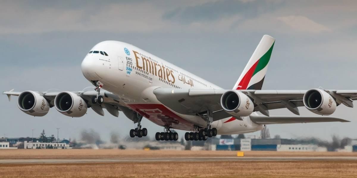 Emirates no tiene autorización legal para operar en México: pilotos