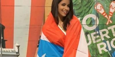 Hazel Ortiz parte hacia Venezuela