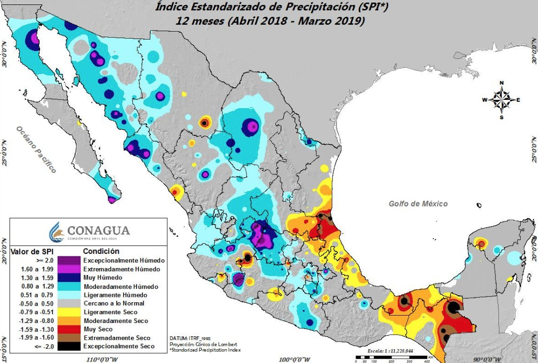 México calentamiento global